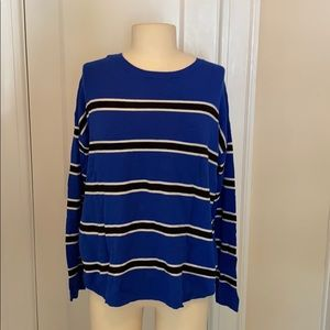 NWT crew neck sweater from Express, Sz. L